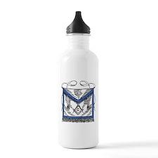 Masonic Apron Water Bottle