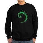 Sweatshirt (dark) - Crop Circle