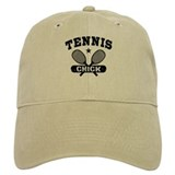 Tennis Chick Cap