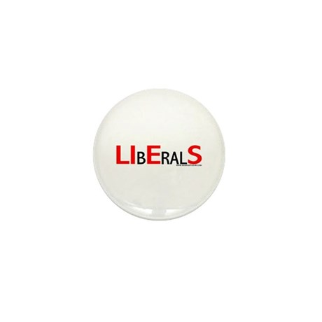LIbEralS Mini Button
