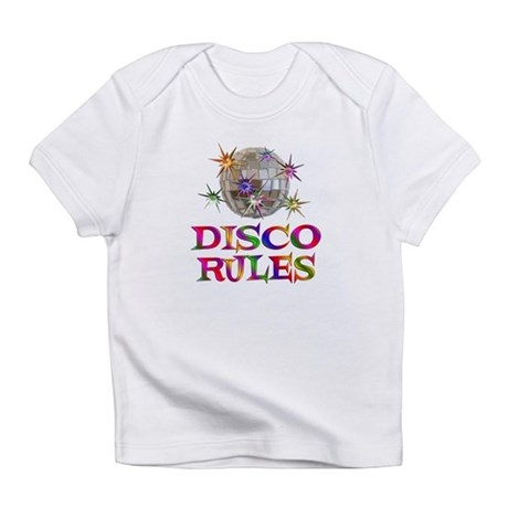 Disco Rules Infant T-Shirt