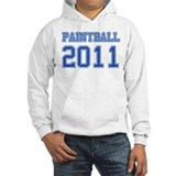 """Paintball 2011"" Jumper Hoody"