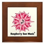 Raspberry Sun Music Tile