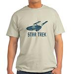Retro Enterprise Light T-Shirt