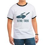 Retro Enterprise Ringer T