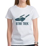 Retro Enterprise Women's T-Shirt