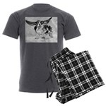 Retro Enterprise Organic Toddler T-Shirt (dark)