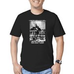 Berlin 1933 Men's Fitted T-Shirt (dark)