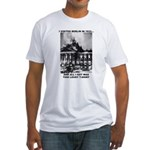 Berlin 1933 Fitted T-Shirt