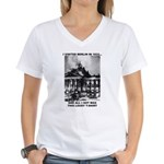 Berlin 1933 Women's V-Neck T-Shirt