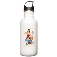 Cute Douglass Water Bottle