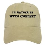 With Chelsey Hat