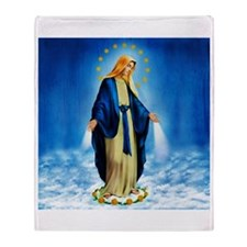 Cute Cristian Throw Blanket