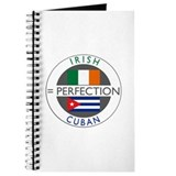 Irish Cuban heritage flags Journal