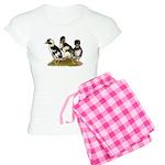 Emery Penciled Runner Ducklin Women's Light Pajama