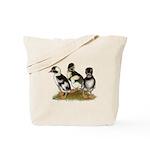 Emery Penciled Runner Ducklin Tote Bag