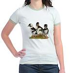 Emery Penciled Runner Ducklin Jr. Ringer T-Shirt