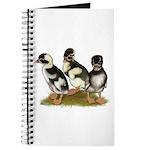 Emery Penciled Runner Ducklin Journal