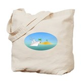 Island Cruise Tote Bag