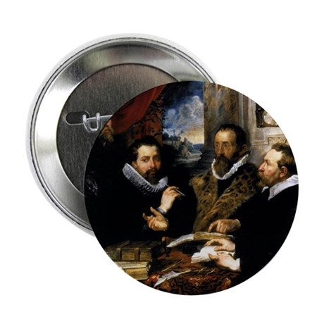 "The Four Philosophers 2.25"" Button"