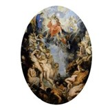 The Last Judgement Ornament (Oval)