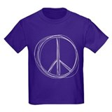 Peace Sign Illustration T