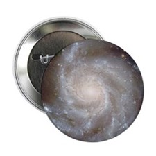 "M101 Pinwheel Galaxy 2.25"" Button (100 pack)"