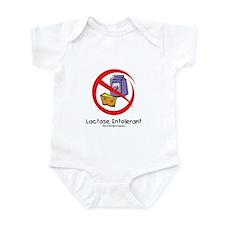 Lactose Intolerant Infant Bodysuit