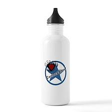 Love Connecticut Water Bottle