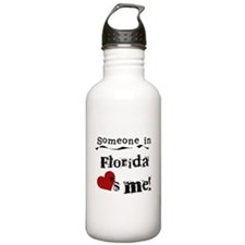 Someone in Florida Water Bottle