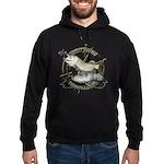 Fishing Legend Hoodie (dark)