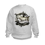 Fishing Legend Kids Sweatshirt