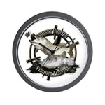 Fishing Legend Wall Clock