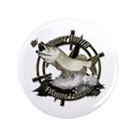 """Fishing Legend 3.5"""" Button (100 pack)"""