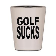 Golf Sucks Shot Glass