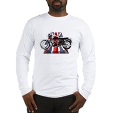 British Bonneville Long Sleeve T-Shirt