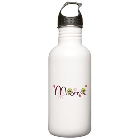 Mimi With Flowers Stainless Water Bottle 1.0L