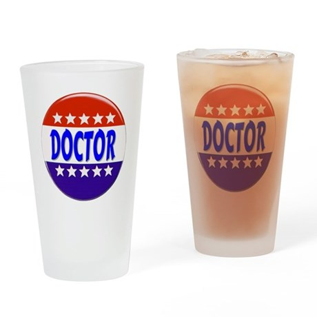 Fight Uterine Cancer Shot Glass