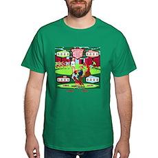 """Gottlieb® """"College Queens"""" Dark T-Shirt"""