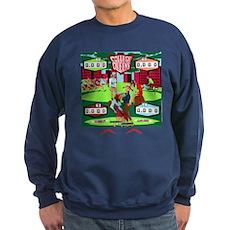 "Gottlieb® ""College Queens"" Sweatshirt (dark)"