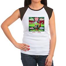 """Gottlieb® """"College Queens"""" Women's Cap Sleeve"""