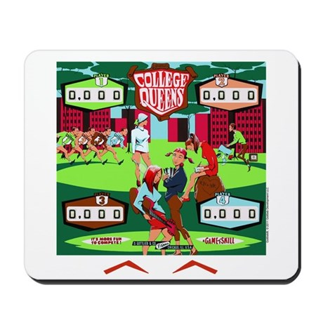 "Gottlieb® ""College Queens"" Mousepad"