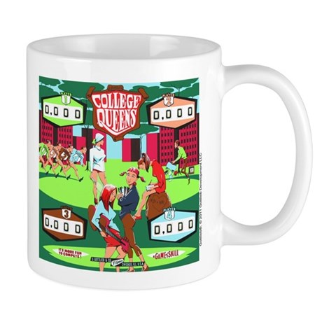 "Gottlieb® ""College Queens"" Mug"