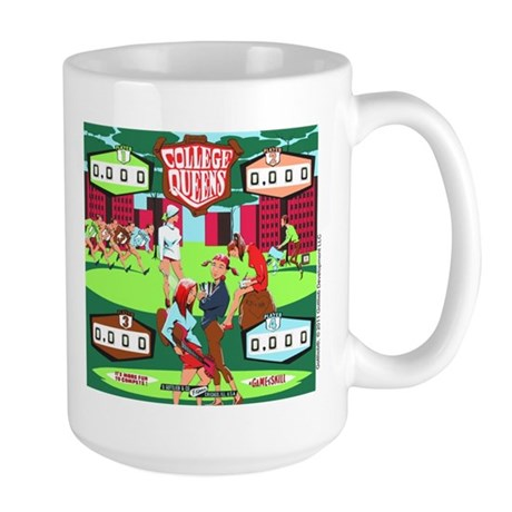"Gottlieb® ""College Queens"" Large Mug"