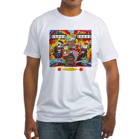 "Gottlieb® ""King Kool"" Fitted T-Shirt"