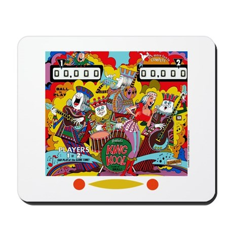 "Gottlieb® ""King Kool"" Mousepad"