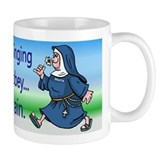 Singing Nun Coffee Mug