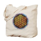 Tote Bag - The Flower Of Life