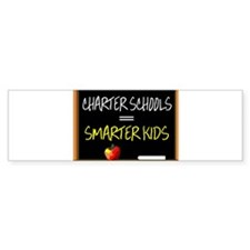 CHOICE OF SCHOOLS Bumper Sticker