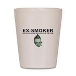 Ex-Smoker Shot Glass